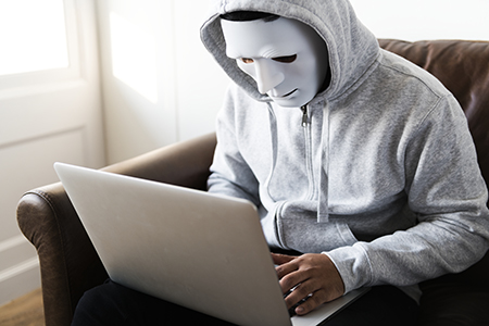 Watch out for online scams