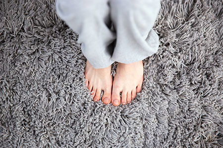 WHy you should get your carpets cleaned often