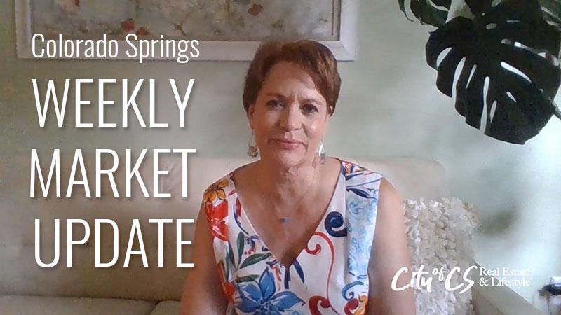 Weekly Market Update with Deborah Elliott-Shultz