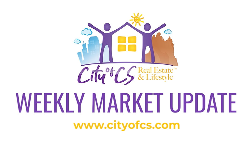 City of CS Real Estate & Lifestyle Weekly Market Update