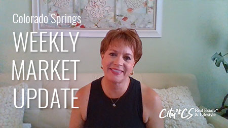 Weekly Market Update with Deborah Elliott-Shultz