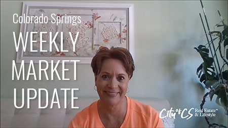 City of CS Weekly Market Update with Deborah Elliott-Shultz